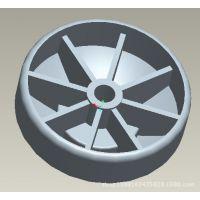 专业加工箱包塑料PVC轮子模具 生产注塑精密模具