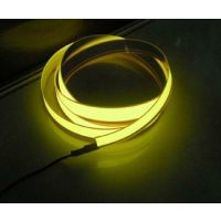 深圳供应EL发光条 多闪发光带 冷光片定做 发光线厂家