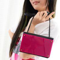 厂家直销 新款韩版休闲镜面斜挎包 单肩迷你手机包