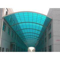 供应【金寨透明雨棚】|半封闭透明雨棚|透明雨棚安装加工|六安东跃装饰