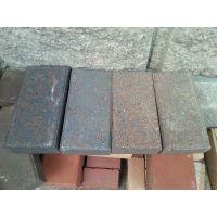 供应上海杭州福建咖啡色窑变砖铁锈色茶褐色烧结砖陶土砖