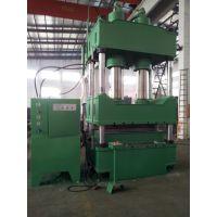 广东厂家直销 120T四柱双动液压拉伸机 不锈钢薄板液压机油压机