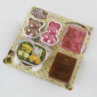 DIY烘焙工具卡通创意造型 换装娃娃饭团模具寿司模具