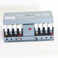 赛普供应智能型带控制器双电源SPQ2-400Y/4P  双电源自由切换开关