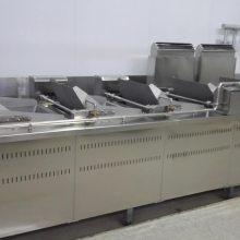 供应北京中央厨房设备厂家销售YY-5型全自动煮面生产线