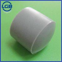 生产销售 环保PVC圆形塑料管塞 灰色管塞