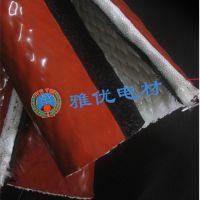 供应直径50MM 耐高压35KV硅橡胶防火套管 耐高温 阻燃 隔热 耐腐蚀