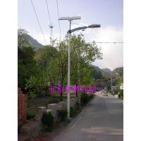 北京河北新农村节能改造6米LED太阳能路灯安装厂家