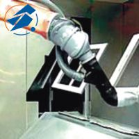 深圳松崎喷涂机器人系统集成/防爆喷漆机械手/六轴机械手实力厂家/在线喷漆机