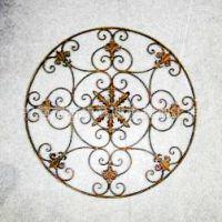 工艺制品厂装饰花边美式花纹铁皮铁线多款多类型花边