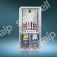 正品单相一户透明电表箱 防窃电智能透明电表箱 厂家供应