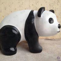供应供应玻璃钢雕塑熊猫模型出售租赁