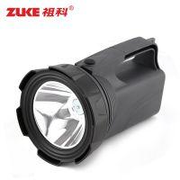 祖科ZK2168强光手电 远射进口LED 保安巡逻
