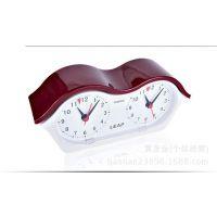 天福棋钟PQ9906 围棋象棋国际象棋比赛计时器 多功能静音指针棋钟