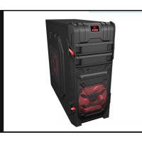 供应厂家直销电脑游戏新款高端机箱USB3.0 标准大箱 游戏专用 58元