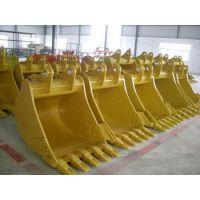 标准挖斗,大小臂,各种挖掘机配件工厂直销