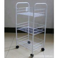厨房置物架 4层金属置物架收纳 电器层架多功能整理架
