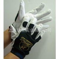 机械师减震手套 手感***灵活的羊皮 吸汗减震手套