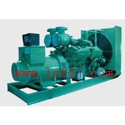 柴油发电机组H-C100技术参数