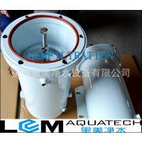 供应小型碳钢式袋式过滤器 喷漆 可定制 厂家直销