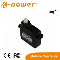 K-power伟创数码塑胶齿2.5g空心杯马达舵机DP0025