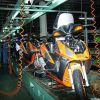 供应摩托车板链线 手推线 生产线
