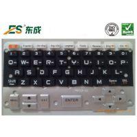 东成供应 P+R按键,(亚克力+硅胶)按键,塑胶硅胶按键。