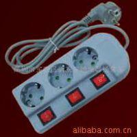 供应欧式排插,欧式插座,欧标排插,欧标插座