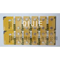 AG3/LR41/192纽扣式电池1.55V 中性英文卡装