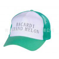 量大从优 厂家供应 全棉棒球帽网帽 刺绣logo广告帽 活动用品帽
