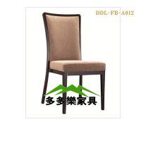 供应家具 新款高雅木质餐椅 简约餐厅仿木餐桌椅订制 正品保障