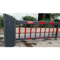 大型空降门,防风可带LED灯条,栏杆式栅栏门,可做6米