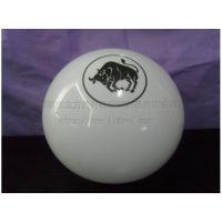 北京亚克力供应商 亚克力白色球 有机玻璃透明球半球注塑球