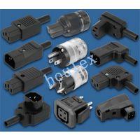 供应电源插头 IEC插头 AC电源插头 交流电源插头 插头