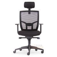 供应广东办公座椅批发,现代网布大班椅定制价格