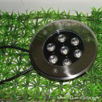 7W大功率LED地埋灯