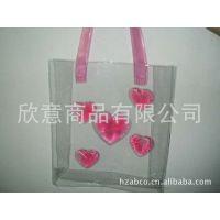 厂家生产PVC入油袋 手提PVC袋 透明PVC入油袋 环保广告礼品袋
