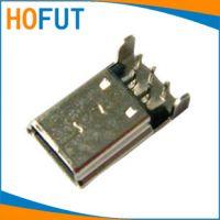 厂家供应 迷你USB 5M  90°DIP 插座 质量保证