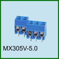 厂家直销 螺钉式接线端子5.0mm 间距