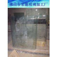 佛山厂家专业生产 订做弯钢化玻璃