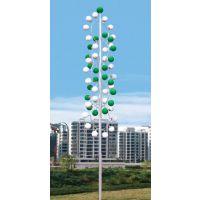 不锈钢景观灯销售 4米不锈钢景观灯 高端气派的景观灯