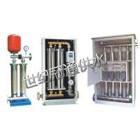 管中泵全自动化变频节能供水设备