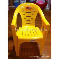 专业供应加厚塑料钢塑靠背椅子 加大办公椅 塑料课桌专用椅