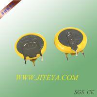 CR2032焊引脚电池3V带脚电池加工厂
