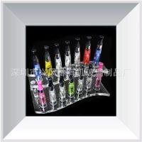 厂家供应有机玻璃笔架  亚克力笔架 亚克力电子烟展示架