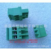 供应快接式端子,插拔式接线端子2EDCD-5.08-3P,配开口针套