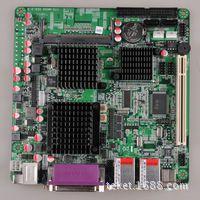 英特尔Mini-ITX主板,Atom N270-D945GSEMH,无风扇,12V DC 电源