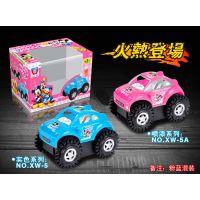 XW-5 迪士尼米奇电动翻斗车 电动玩具车 翻斗急速车 电动系列