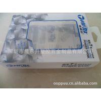 厂家定做power bank 移动电源包装盒 透明PVC折盒 质量保证