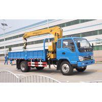河南 森源重工 供应 6.3 吨汽车起重机6.3吨随车吊随车吊厂家